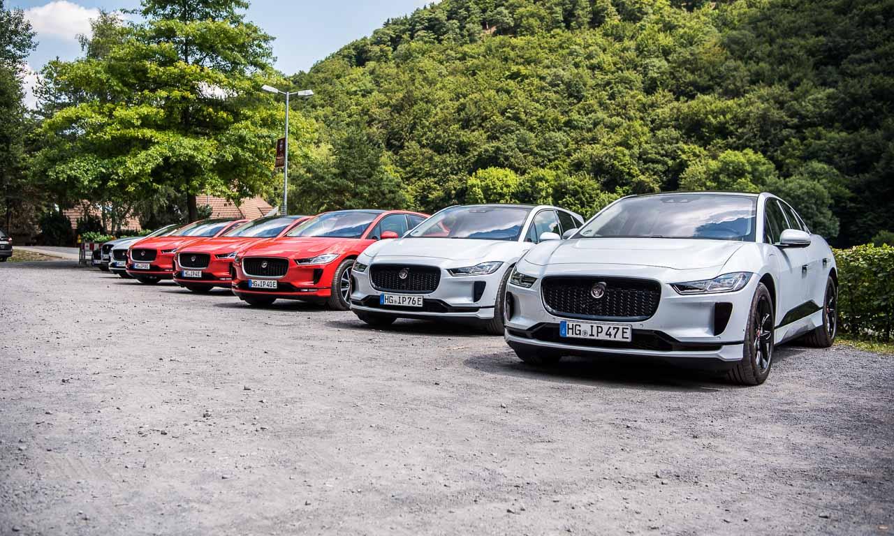 1Jaguar I Pace 2018 im Fahrbericht und Test Elektroauto AUTOmativ.de Benjamin Brodbeck 23 - Fahrbericht Jaguar I-Pace HSE (2018): Das erste wirklich schlüssige Elektroauto?