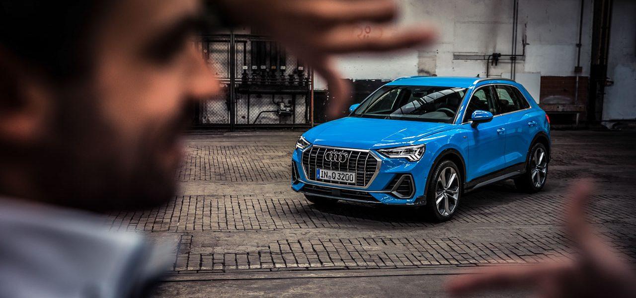 Audi Q3 2018 Erster Test AUTOmativ.de Benjamin Brodbeck 13 1280x600 - Erste Sitzprobe neuer Audi Q3 (2018): Von der Gehhilfe zum Lifestyler