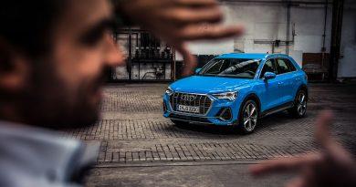 Audi Q3 2018 Erster Test AUTOmativ.de Benjamin Brodbeck 13 390x205 - Erste Sitzprobe neuer Audi Q3 (2018): Von der Gehhilfe zum Lifestyler