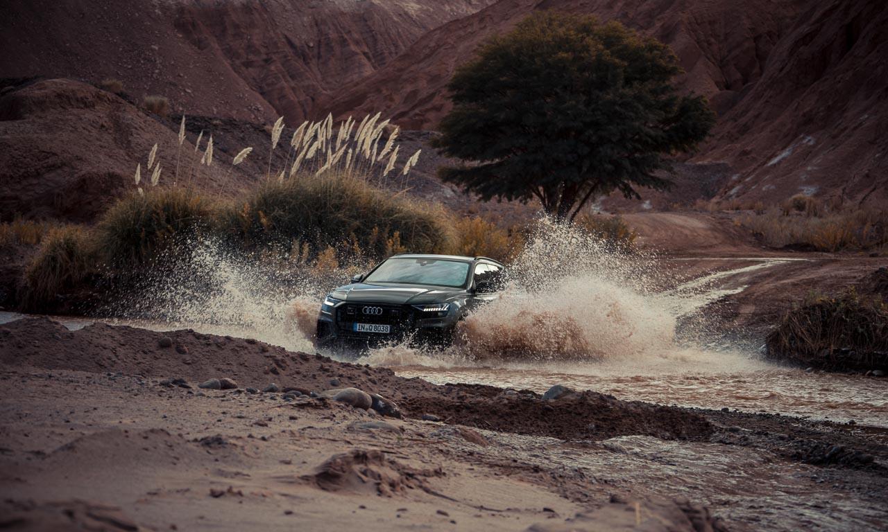 Audi Q8 55 TFSI im ersten Fahrbericht in Chile San Pedro de Atacama 4.500 Meter AUTOmativ.de Benjamin Brodbeck 11 - Test: Mit dem Audi Q8 55 TFSI durch die Atacama Wüste und auf 4.500 Meter Höhe
