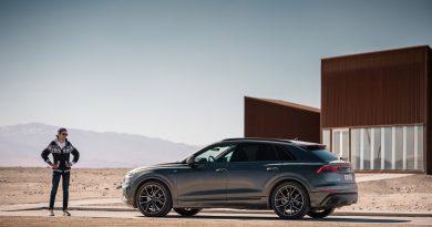 Test: Mit dem Audi Q8 55 TFSI durch die Atacama Wüste und auf 4.500 Metern Höhe