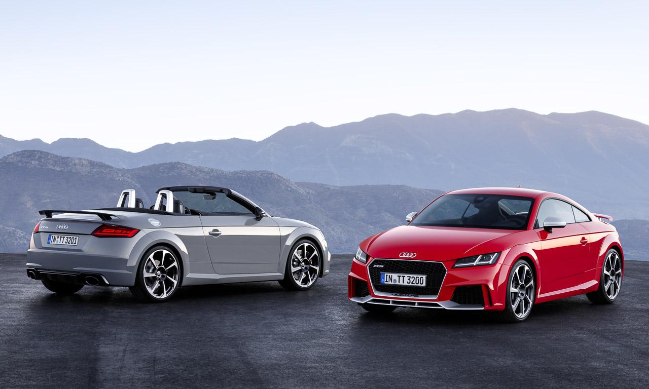 Audi TT 20 Years 20 Jahre Roadster und Coupe AUTOmativ.de Test Review Benjamin Brodbeck 2 - Neuer Audi TT (2018): Sitzprobe im exklusiven und auf 999 Einheiten limitierten Sondermodell