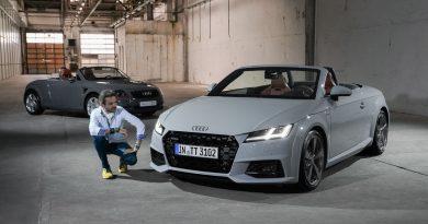 Audi TT 20 Years 20 Jahre Roadster und Coupe AUTOmativ.de Test Review Benjamin Brodbeck 390x205 - Neuer Audi TT (2018): Sitzprobe im exklusiven und auf 999 Einheiten limitierten Sondermodell