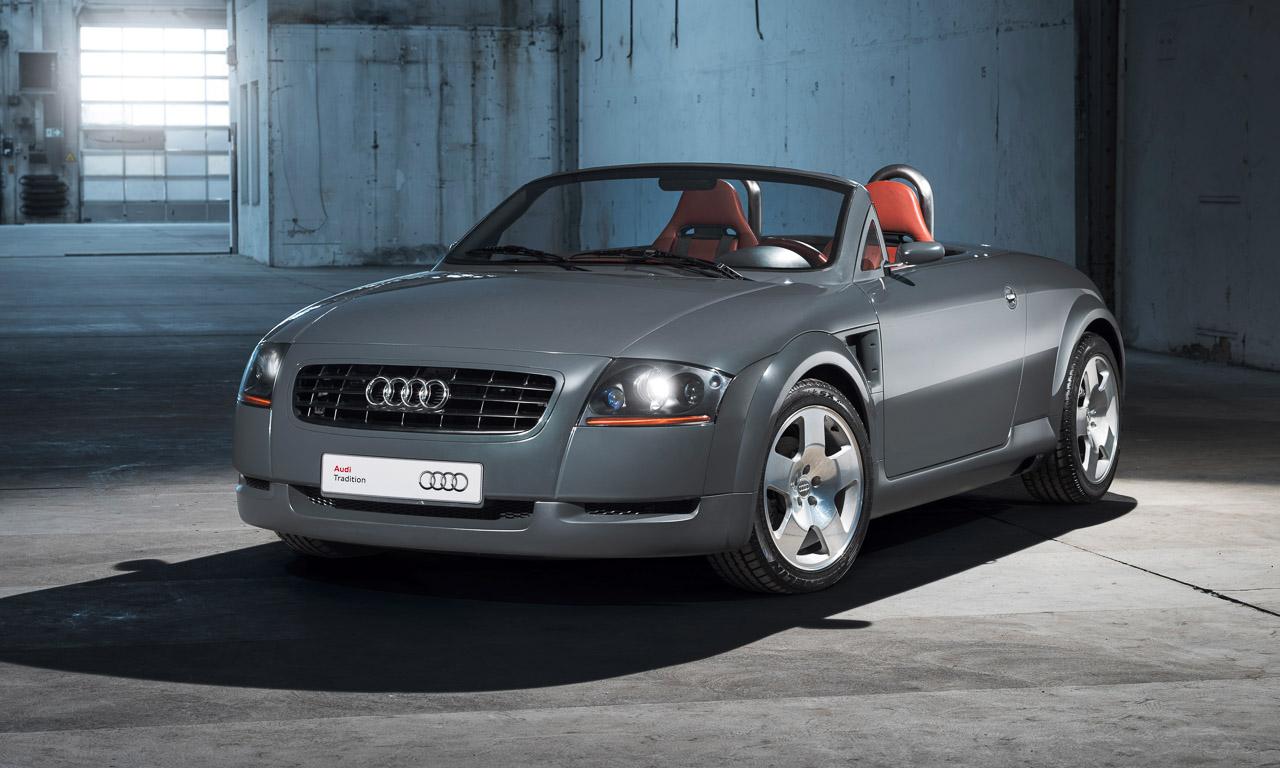 Audi TT 20 Years 20 Jahre Roadster und Coupe AUTOmativ.de Test Review Benjamin Brodbeck 6 - Neuer Audi TT (2018): Sitzprobe im exklusiven und auf 999 Einheiten limitierten Sondermodell