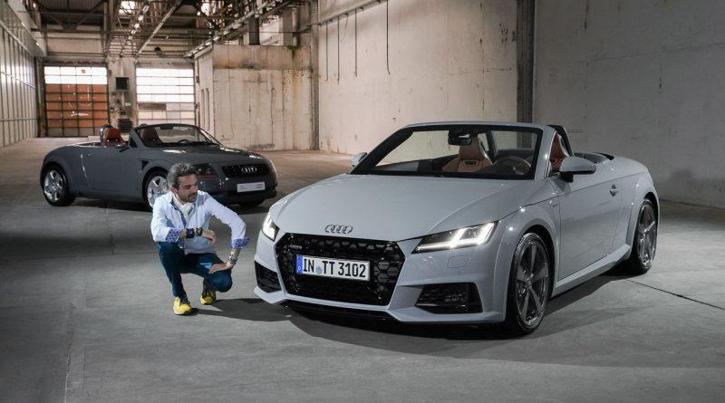 Audi TT 20 Years 20 Jahre Roadster und Coupe AUTOmativ.de Test Review Benjamin Brodbeck 800x445 - Neuer Audi TT (2018): Sitzprobe im exklusiven und auf 999 Einheiten limitierten Sondermodell