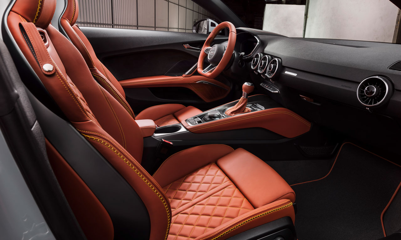 Audi TT 20 Years 20 Jahre Roadster und Coupe AUTOmativ.de Test Review Benjamin Brodbeck 9 - Neuer Audi TT (2018): Sitzprobe im exklusiven und auf 999 Einheiten limitierten Sondermodell