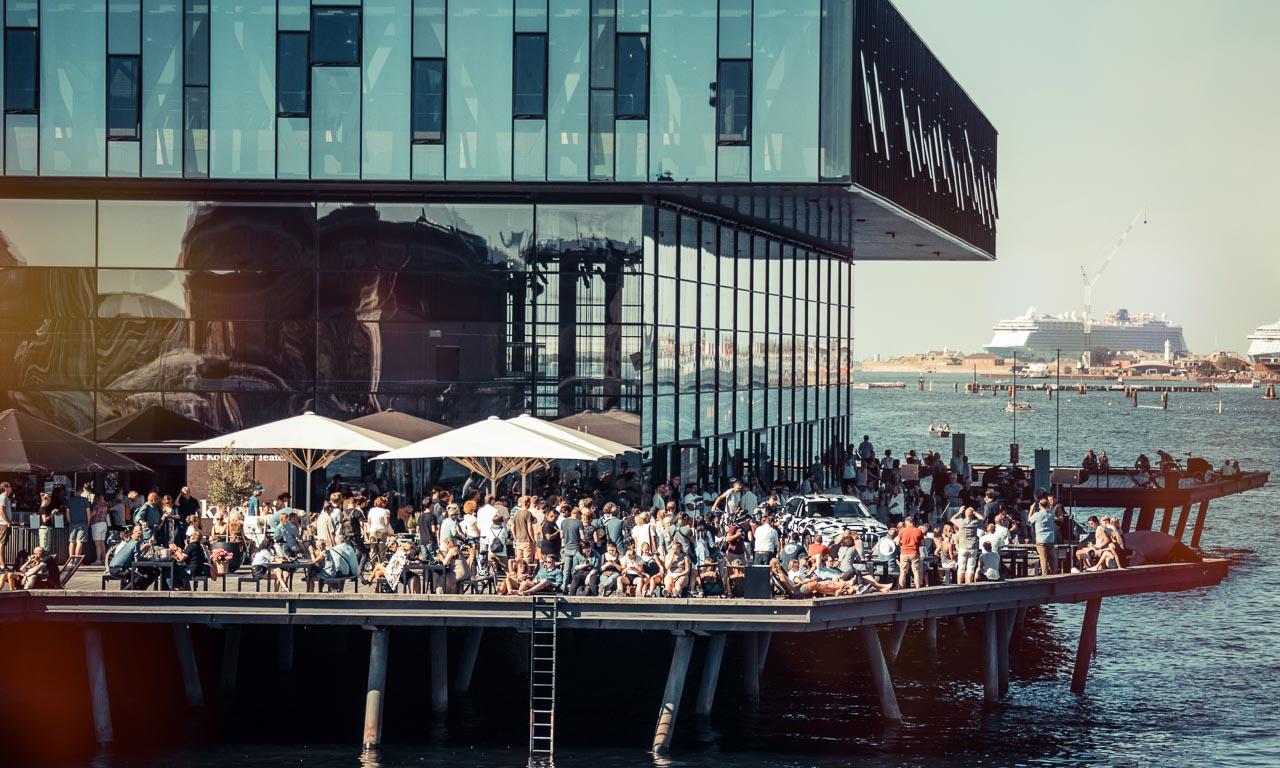 Audi e tron Party Kopenhagen 10 - Erstes Audi Elektroauto: Audi e-tron feiert sonnige Supersause in Kopenhagen