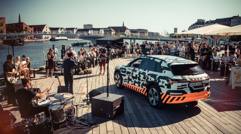 Audi e tron Party Kopenhagen 6 800x445 - Erstes Audi Elektroauto: Audi e-tron feiert sonnige Supersause in Kopenhagen