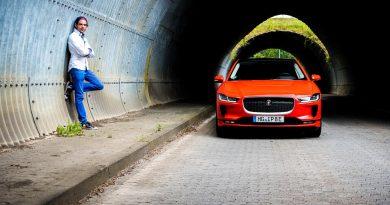 Jaguar I Pace 2018 im Fahrbericht und Test Elektroauto AUTOmativ.de Benjamin Brodbeck 35 390x205 - Fahrbericht Jaguar I-Pace HSE (2018): Das erste wirklich schlüssige Elektroauto?