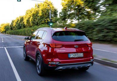Kia Sportage 2.0 CRDi kommt ab sofort mit 48 Volt Mild-Hybrid!