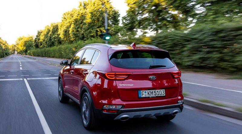 Kia Sportage jetzt mit 48 Volt Mild Hybrid 3 800x445 - Kia Sportage 2.0 CRDi kommt ab sofort mit 48 Volt Mild-Hybrid!