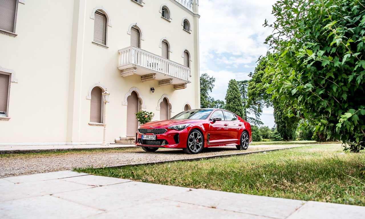 Kia Stinger GT 3.3 AWD 370 PS Fahrbericht und Test AUTOmativ.de Benjamin Brodbeck 4 - Kia Stinger GT im Fahrbericht: 3.500 Kilometer entspannte Präzision