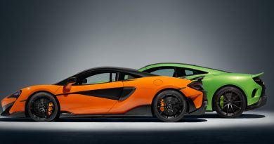 McLaren 600LT: der schnellste, stärkste und leichteste!
