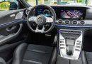 Mercedes AMG GT 4 Tuerer 4 Doors AUTOmativ.de Benjamin Brodbeck 130x90 - Fahrbericht Jaguar I-Pace HSE (2018): Das erste wirklich schlüssige Elektroauto?