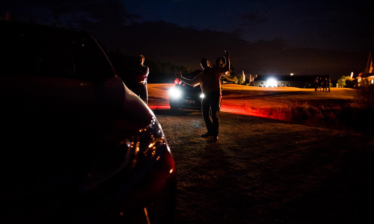 Mitsubishi Eclipse Cross Mondfinsternis Blutmond Deutschland Frankfurt AUTOmativ.de Benjamin Brodbeck 8 - Die Eclipse mit dem Mitsubishi Eclipse Cross betrachten - und ganz vielen Aliens!