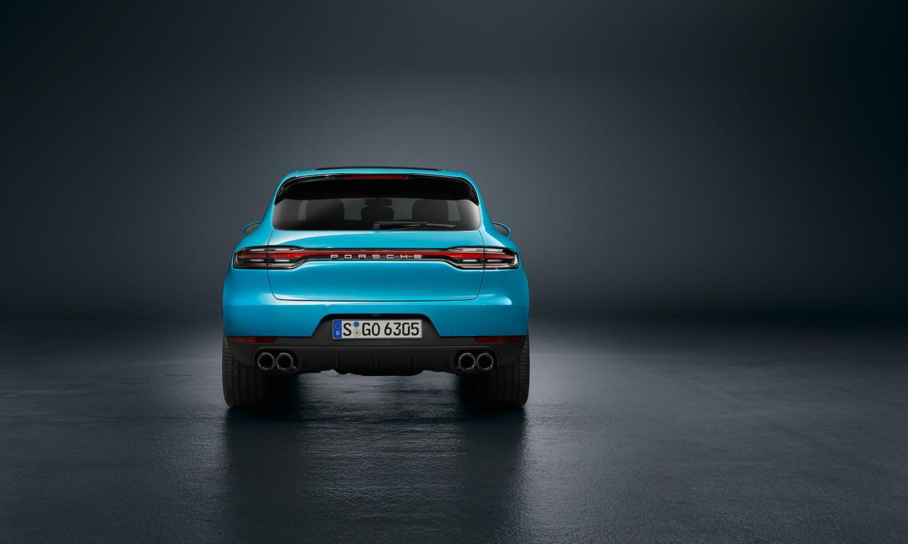 Porsche Macan 2018 2 - Porsche Macan Facelift (2018): Aufgewärmt schmeckt nur Gulasch - und Macan
