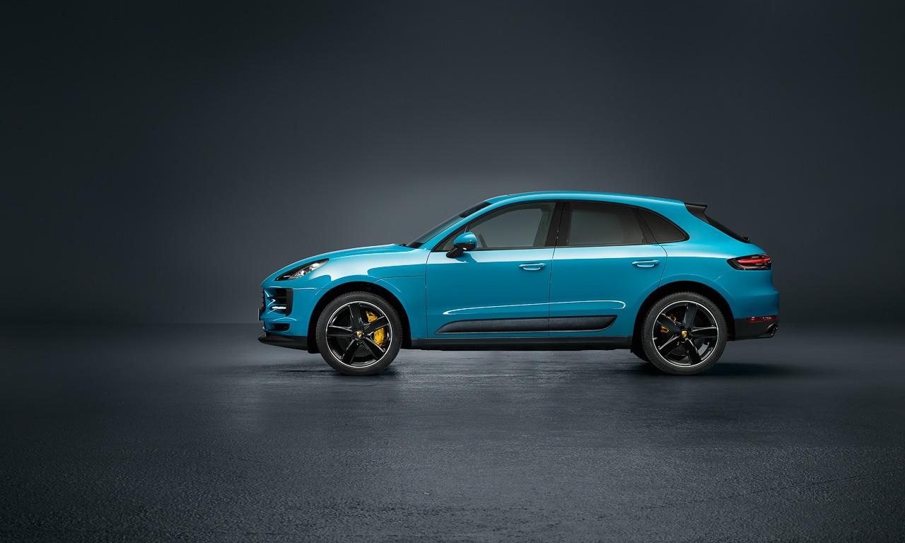 Porsche Macan 2018 4 - Porsche Macan Facelift (2018): Aufgewärmt schmeckt nur Gulasch - und Macan