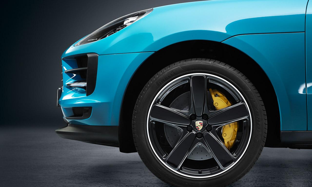 Porsche Macan 2018 5 - Porsche Macan Facelift (2018): Aufgewärmt schmeckt nur Gulasch - und Macan
