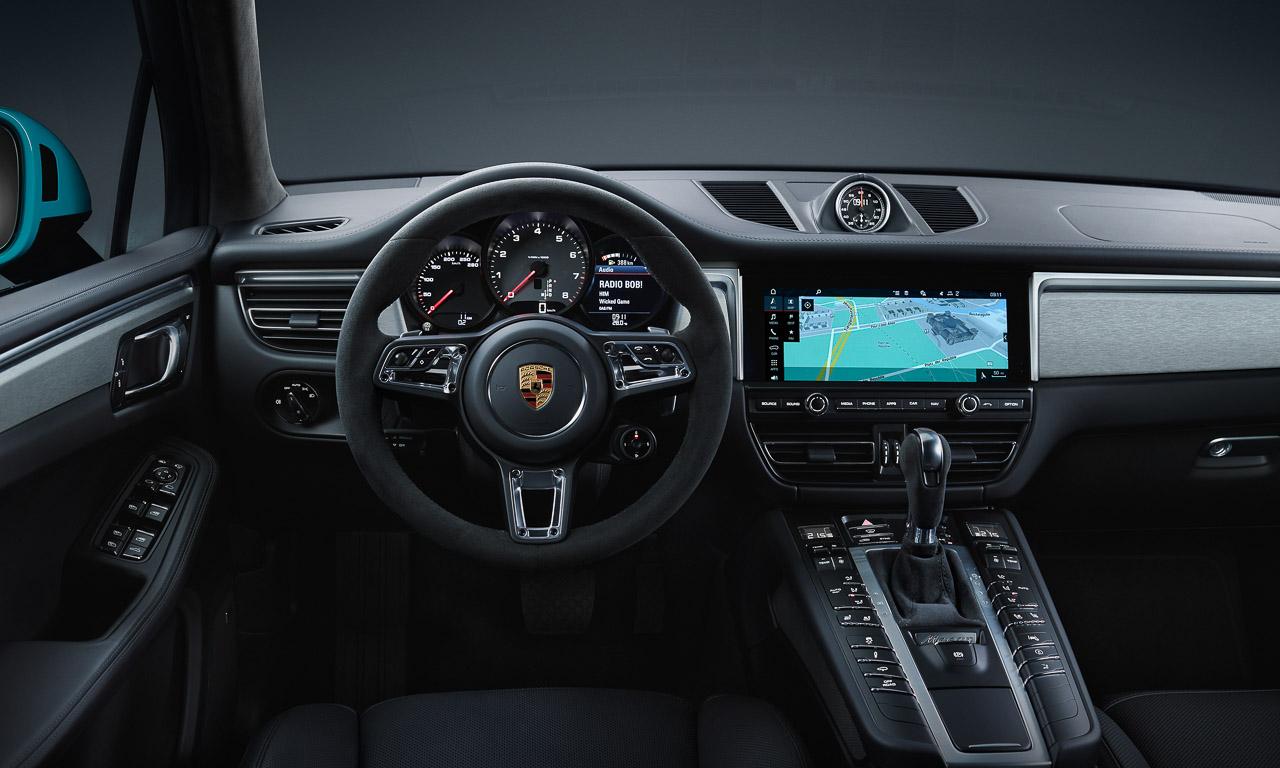 Porsche Macan 2018 6 - Porsche Macan Facelift (2018): Aufgewärmt schmeckt nur Gulasch - und Macan