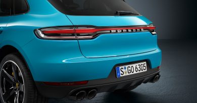 Porsche Macan 2018 8 390x205 - Porsche Macan Facelift (2018): Aufgewärmt schmeckt nur Gulasch - und Macan