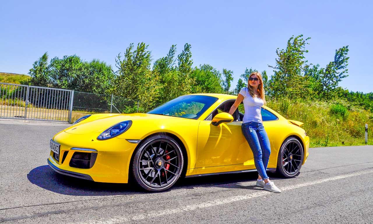 """Porsche Sportscar Experience 2018 70 Jahre Porsche AUTOmativ.de Ilona Farsky 3 - 70 Jahre Porsche: """"Keiner braucht ihn. Jeder möcht' ihn"""""""