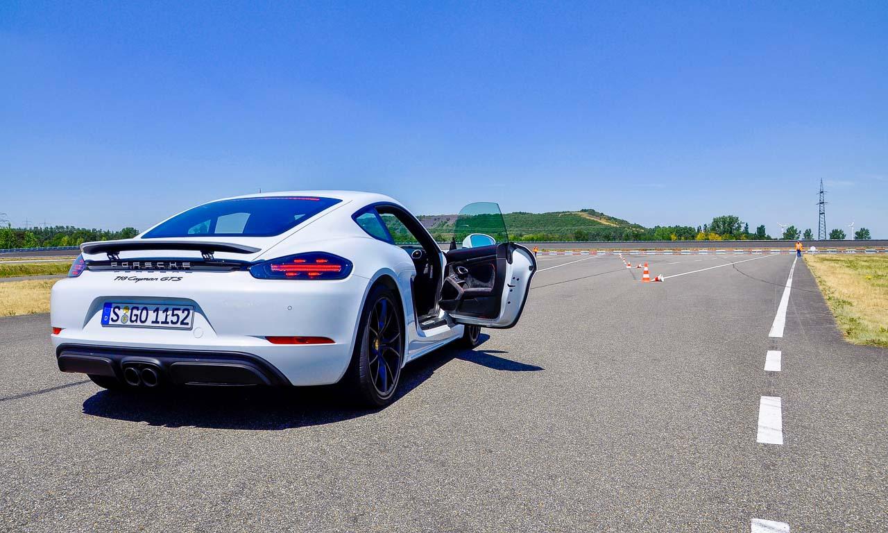 """Porsche Sportscar Experience 2018 70 Jahre Porsche AUTOmativ.de Ilona Farsky 4 - 70 Jahre Porsche: """"Keiner braucht ihn. Jeder möcht' ihn"""""""