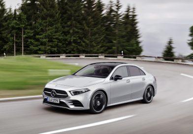Heute ist alles nur noch Mainstream – auch die neue Daimler A-Klasse Limousine