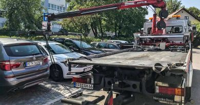 Abgeschleppt nach zehn Minuten Zulassungsstelle Muenchen Ratgeber Auto Muenchen 3 390x205 - Ratgeber: Albtraum beim Parken in München - abgeschleppt nach 10 Minuten