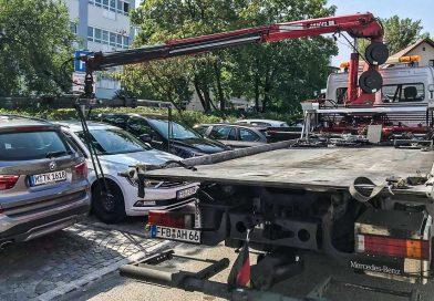 Ratgeber: Albtraum beim Parken in München – abgeschleppt nach 10 Minuten