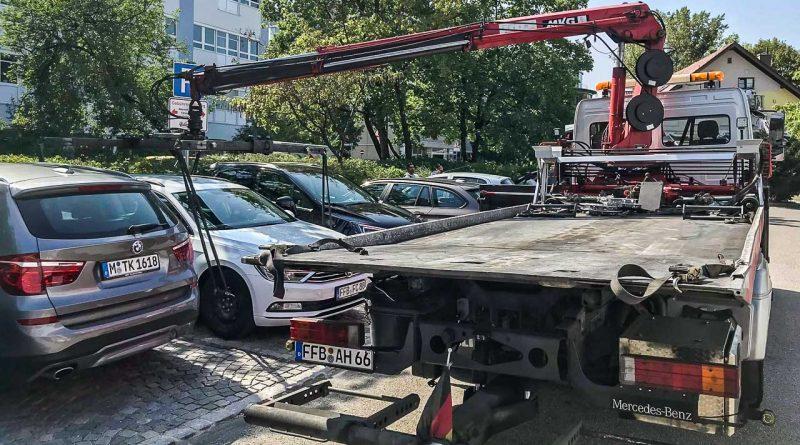 Abgeschleppt nach zehn Minuten Zulassungsstelle Muenchen Ratgeber Auto Muenchen 3 800x445 - Ratgeber: Albtraum beim Parken in München - abgeschleppt nach 10 Minuten