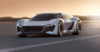 Audi PB18 e tron 10 390x205 - Audi PB18 e-tron in Pebble Beach: Leichter und fahraktiver Supersportler auf Level 0!
