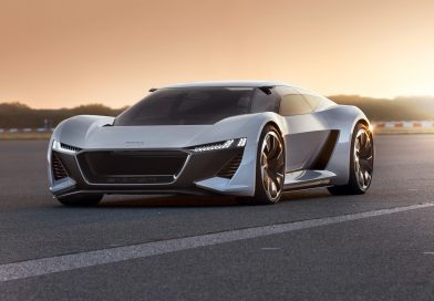 Audi PB18 e-tron in Pebble Beach: Leichter und fahraktiver Supersportler auf Level 0!
