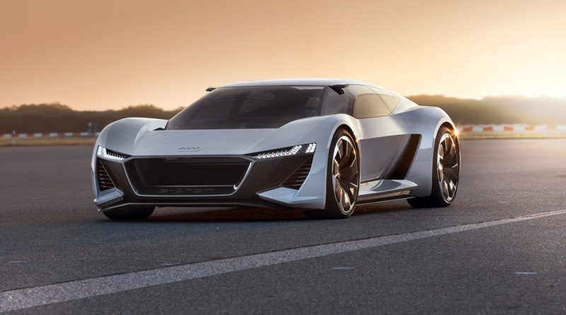 Audi PB18 e tron 10 800x445 - Audi PB18 e-tron in Pebble Beach: Leichter und fahraktiver Supersportler auf Level 0!