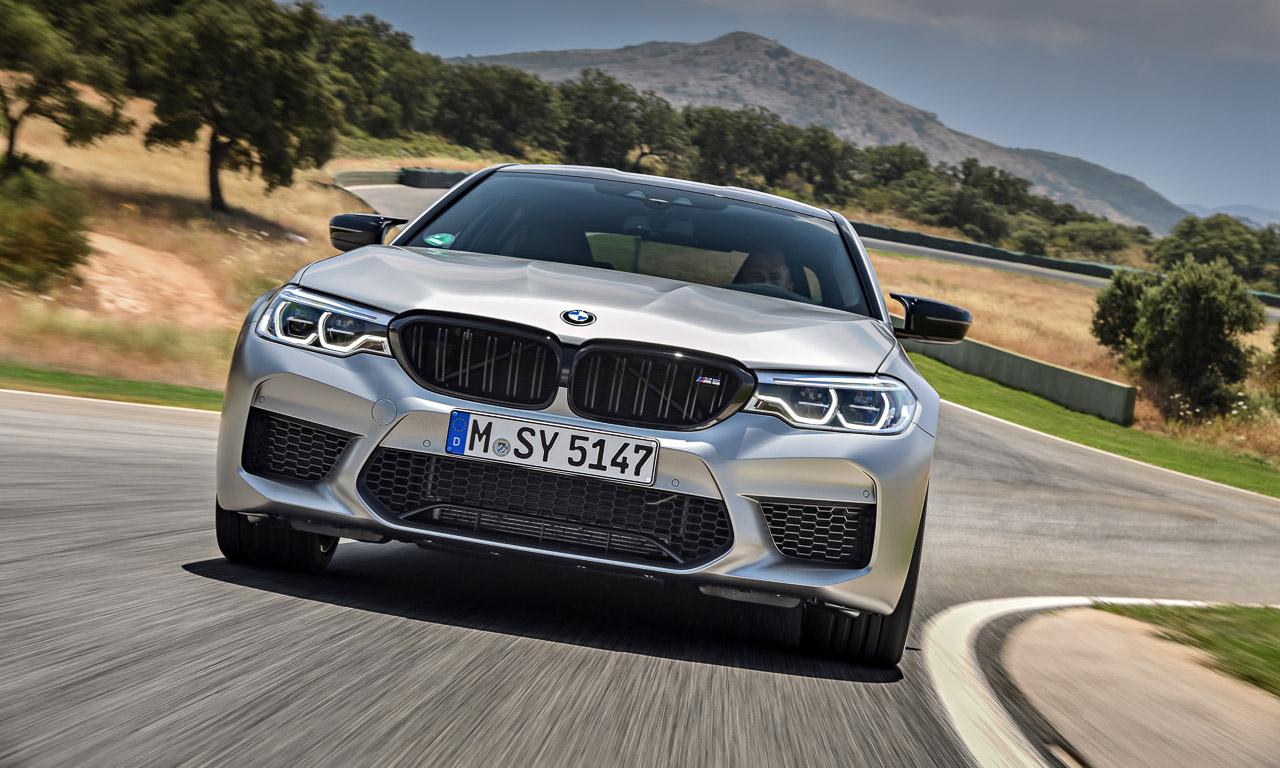 BMW M5 Competition 2 - Das hat es gebraucht: BMW M5 Competition mit McLaren F1-Leistung