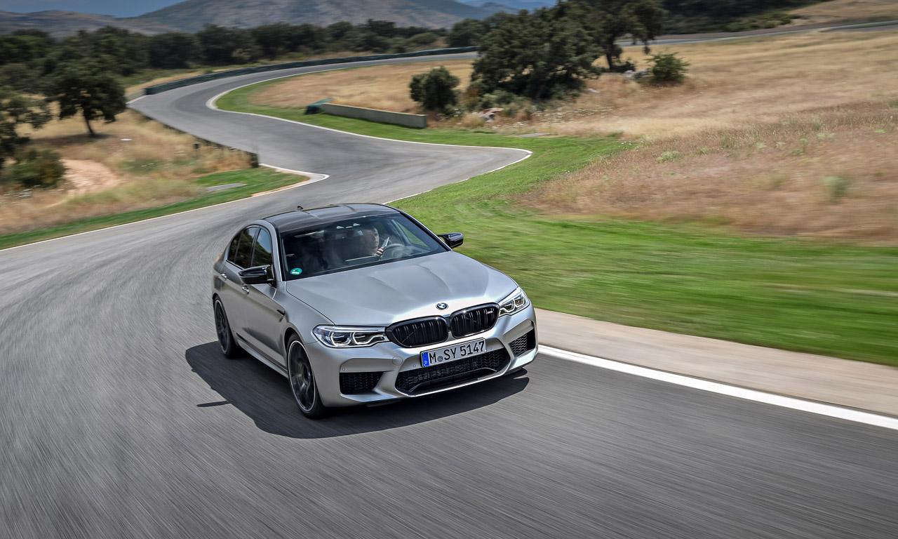 BMW M5 Competition 3 - Das hat es gebraucht: BMW M5 Competition mit McLaren F1-Leistung