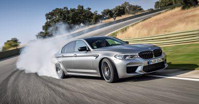 Das hat es gebraucht: BMW M5 Competition mit McLaren F1-Leistung