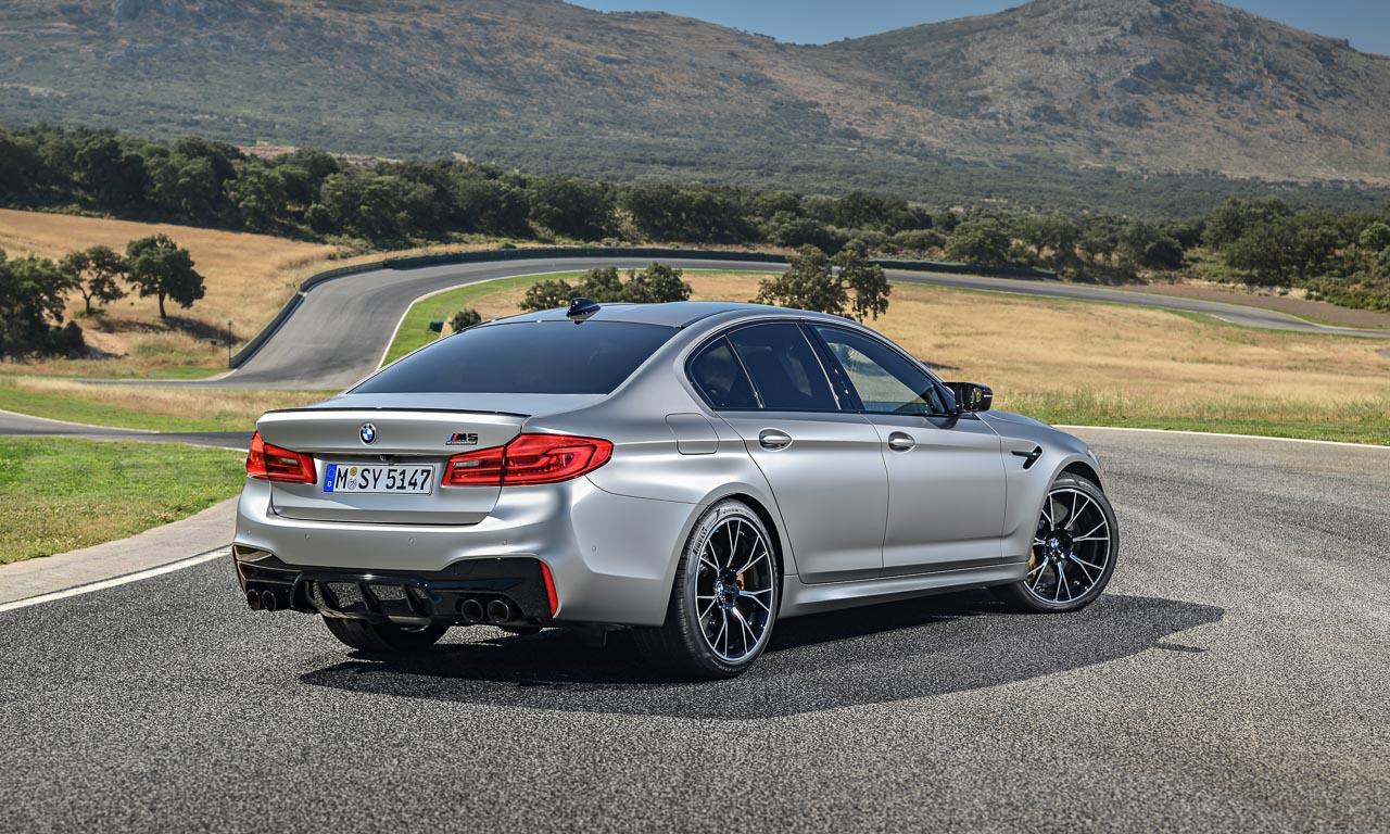 BMW M5 Competition - Das hat es gebraucht: BMW M5 Competition mit McLaren F1-Leistung