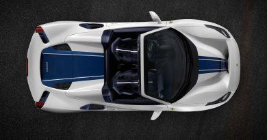 Der Ferrari 488 Pista Spider ist ein gutes Argument, um an seinem Teint zu arbeiten
