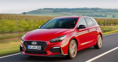Hyundai i30 2019 aufgefrischt 3 390x205 - Aufgefrischt: Hyundai i30 mit Fastback-Gesicht zum selben Preis!