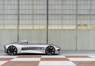 Infiniti Prototype 10: So schön kann Elektromobilität sein – Pebble Beach 2018