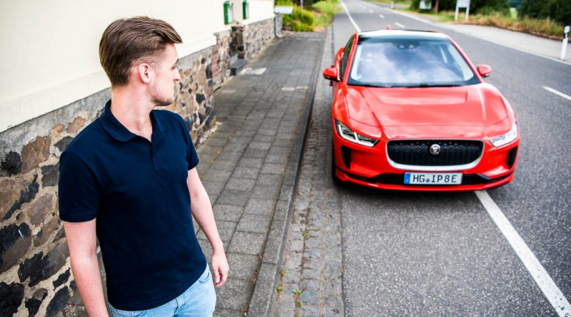 Jaguar I Pace 2018 im Fahrbericht und Test Elektroauto AUTOmativ.de Benjamin Brodbeck 26 800x445 - Testfahrt in einem Raumschiff: Jaguar I-Pace