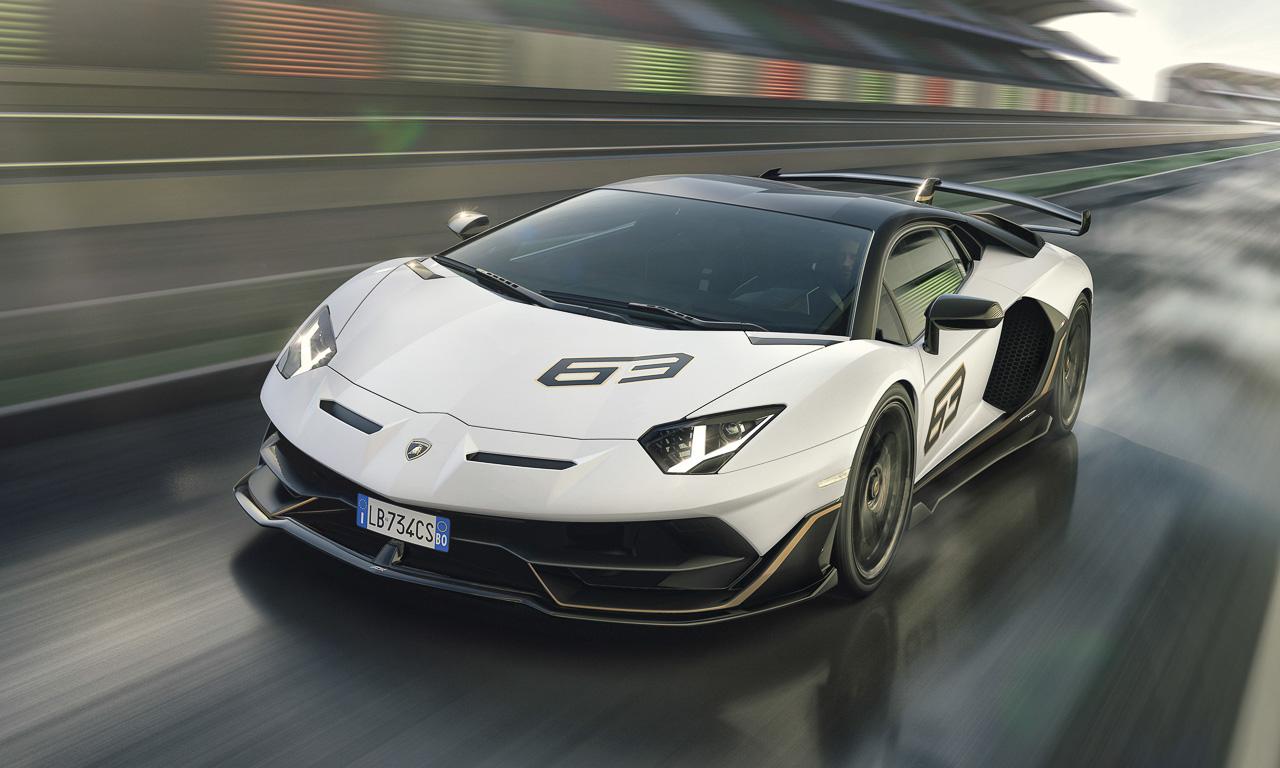 Lamborghini Aventador SVJ 8 - Der Lamborghini Aventador SVJ ist jedermanns Rückspiegel-Albtraum