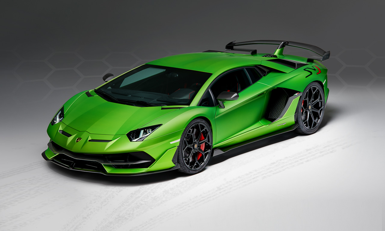 Lamborghini Aventador SVJ - Der Lamborghini Aventador SVJ ist jedermanns Rückspiegel-Albtraum