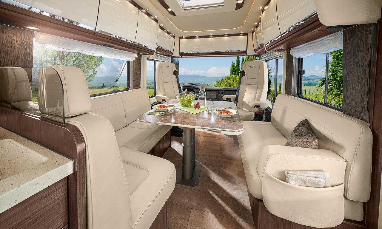 Morelo Palace 2018 AUTOmativ.de Ilona Farsky 2 - Der neue Morelo Palace ist der ultimative Reisemobil-Luxus