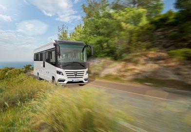Der neue Morelo Palace ist der ultimative Reisemobil-Luxus