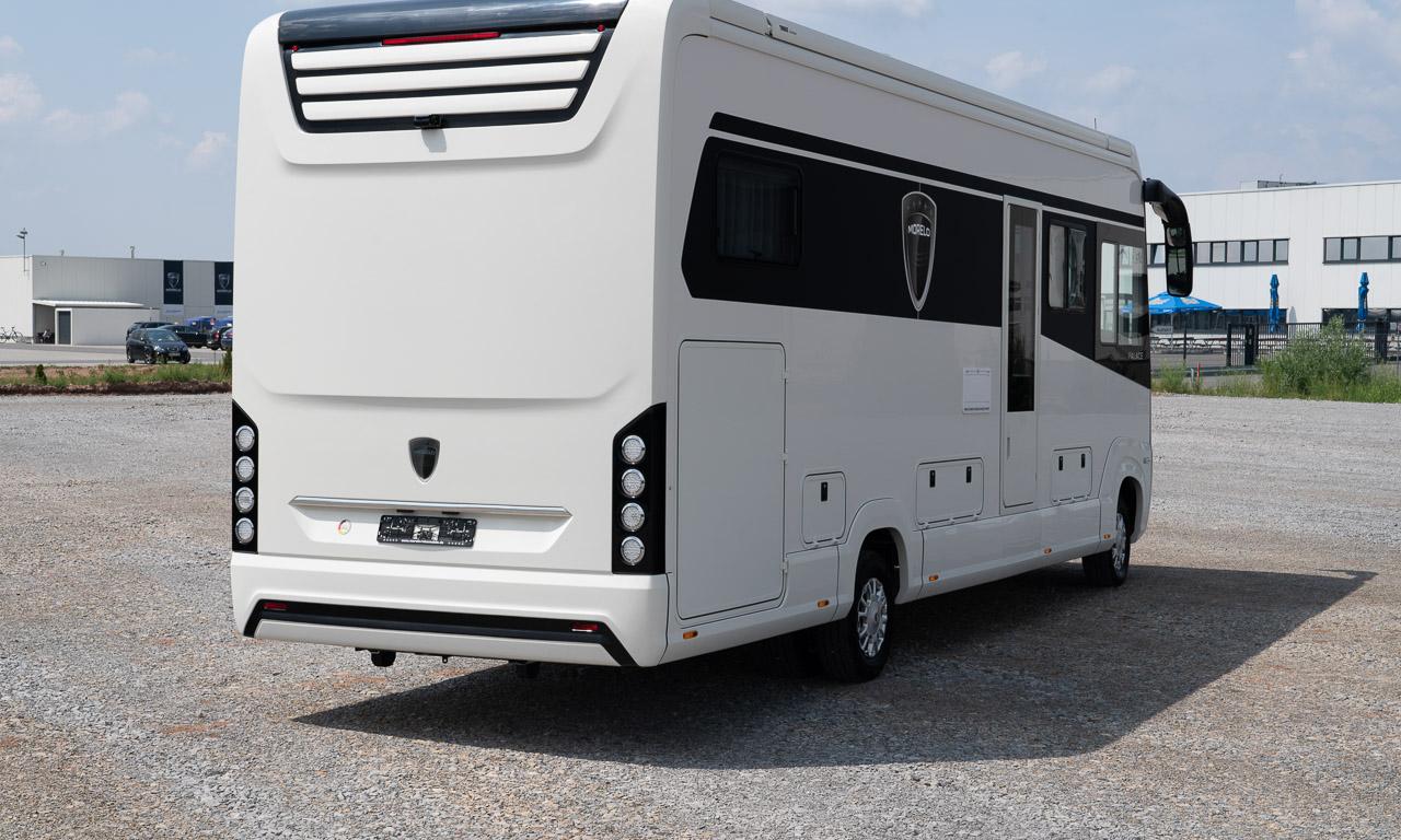 Morelo Palace 2018 AUTOmativ.de Ilona Farsky 5 - Der neue Morelo Palace ist der ultimative Reisemobil-Luxus