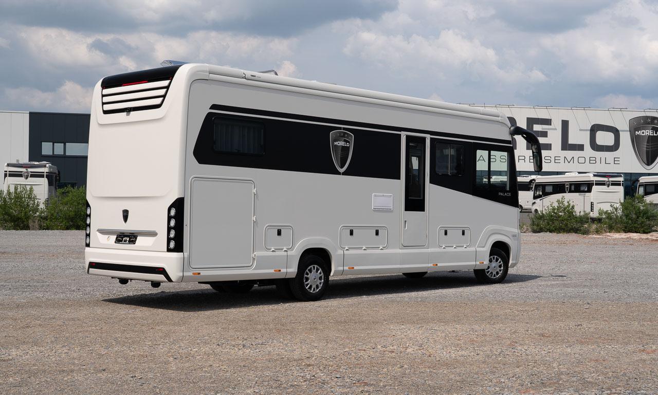 Morelo Palace 2018 AUTOmativ.de Ilona Farsky 7 - Der neue Morelo Palace ist der ultimative Reisemobil-Luxus
