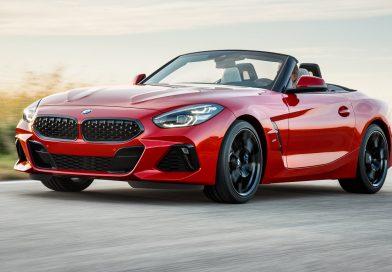 Endlich: Das ist der neue BMW Z4 Roadster (2019)