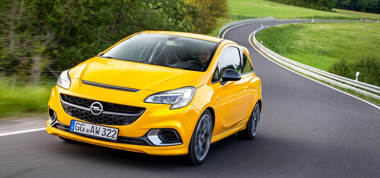 Der Opel Corsa GSi: Der wohl vorerst Letzte seiner Art