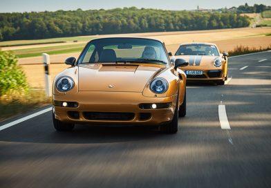 """Warum der Porsche 993 Turbo """"Project Gold"""" keine Straßenzulassung bekommen kann"""